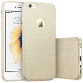iPhone 6 Plus Case, 6s Plus 5.5 inch shell ,Qissy Back Cover Shinning Protective Bumper Bling Glitter Case