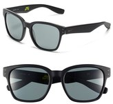 Nike Volano 55Mm Sunglasses - Matte Black/ Gunmetal