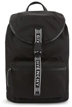 Givenchy 4G logo light backpack