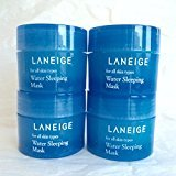 LaNeige 2015 New Version Water Sleeping Mask 60ml (15ml X 4pcs)