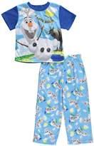 "Disney Frozen Little Boys' Toddler ""I Love Heat"" 2-Piece Pajamas"