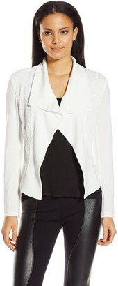 Ark & Co Women's Drape Jacket