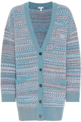 Loewe Wool cardigan