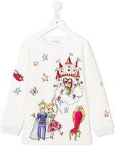 Dolce & Gabbana 'Wonderland' sweatshirt