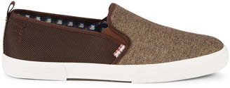 Ben Sherman Bristol Wool-Blend Slip-On Sneakers