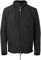 11 By Boris Bidjan Saberi zipped padded jacket