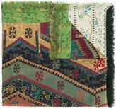 Pierre Louis Mascia Pierre-Louis Mascia - aztec print scarf