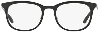 Ray-Ban Round Squared Glasses