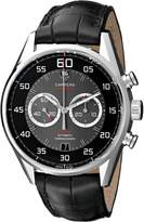Tag Heuer Men's CAR2B10.FC6235 Carrera Analog Display Swiss Automatic Watch