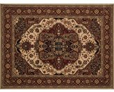 Loloi Rugs Loloi Stanley ST-07 PolyeSTer 2-Feet by 3-Feet Area Rug, Beige/RuST