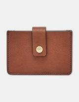 Fossil Mini Wallet Brown Multi Card Case