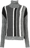 Yigal Azrouel turtle neck knitted sweater