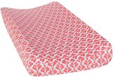 Trend Lab Shell Floral Changing Pad Cover