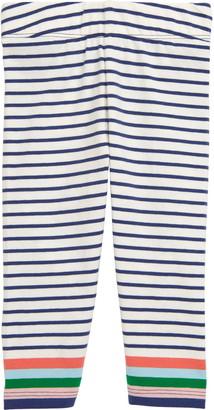 Boden Print Stripe Leggings