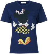 Victoria Beckham Minnie Mouse pocket T-shirt - women - Cotton - 3