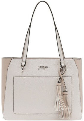 GUESS PE755024SML Durning Double Handle Tote Bag