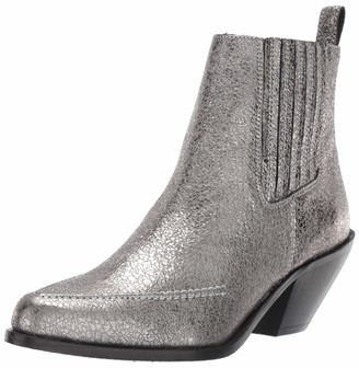 Kenneth Cole New York Women's Rory Western Style Bootie Boot