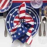 Sur La Table Stars and Stripes Jacquard Napkins, Set of 4