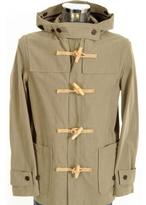 Gloverall Canvas Duffle Jacket Khaki