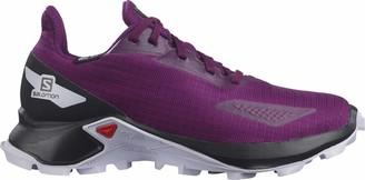 Salomon ALPHACROSS Blast CSWP J Trail Running Shoe