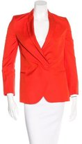 Stella McCartney Notch-Lapel Fitted Blazer