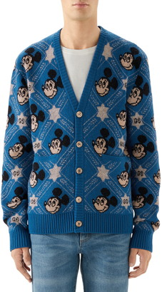 Gucci x Disney Wool Cardigan