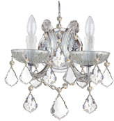 Horchow Arianna Two-Light Sconce
