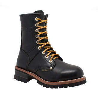 "AdTec Women 9"" Logger Logger Boot Women Shoes"