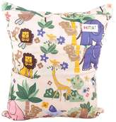 "Panda Superstore Lion Wet Bags Waterproof Diaper Bag Multi-function Nappy Bag -14""*11"" Colorful"