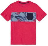 Arizona Printed Fashion Tee - Boys 8-20 and Husky