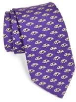 Vineyard Vines Men's Baltimore Ravens - Nfl Woven Silk Tie