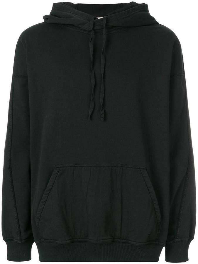 Damir Doma drawstring hoodie