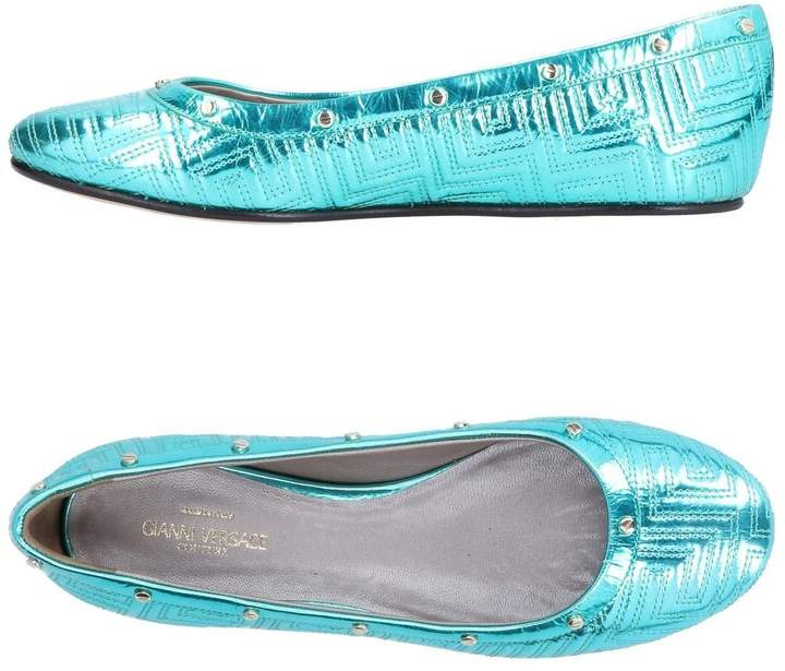 Gianni Versace COUTURE Ballet flats