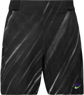Nike Tennis Nikecourt Flex Ace Stretch-Shell Shorts