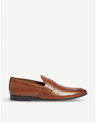 Aldo Etianna leather loafers