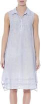 Jump Pinstripe S/Less Dress