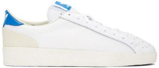 adidas White Alderley SPZL Sneakers