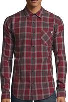 DC Co. Long-Sleeve Cloud Woven Button-Down Shirt