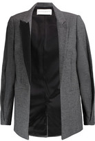 Amanda Wakeley Klara Wool-Blend Twill Blazer