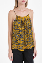 Etoile Isabel Marant Bronson Printed Strappy Top