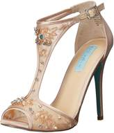 Betsey Johnson Blue by Women's SB-Holly dress Sandal