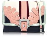 Paula Cademartori Alice Multicolor Leather Shoulder Bag