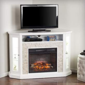 """Alcott Hill Montpelier TV Stand for TVs up to 50"""" with Fireplace Alcott Hill"""