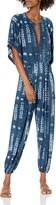 Thumbnail for your product : Norma Kamali Women's Rectangle Jog Jumpsuit