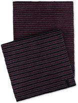 Calvin Klein Men's Ombré Stripe Muffler