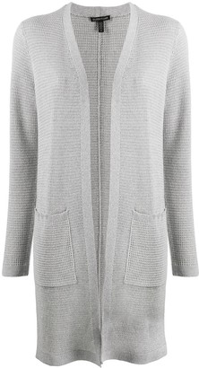 Eileen Fisher Buttonless Knitted Cardigan