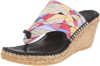 Andre Assous Women's Alyssa Espadrille Wedge Sandal