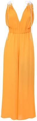Blonde Gone Rogue Eternal Summer Jumpsuit In Orange