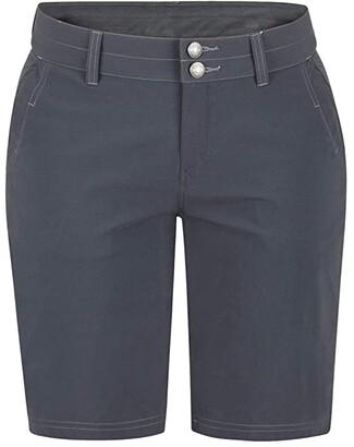 Marmot Kodachrome Shorts (Dark Steel) Women's Shorts