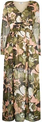 Liu Jo Floral Maxi Dress